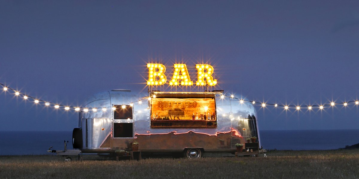 Best Party Bar The Buffalo Airstream Mobile Bar